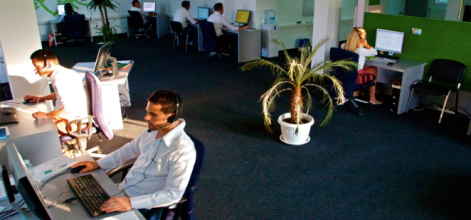 Baruti office
